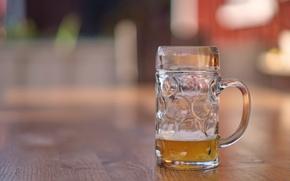 Картинка фон, бокал, пиво