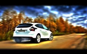 Картинка фокус, ford, форд, ff3