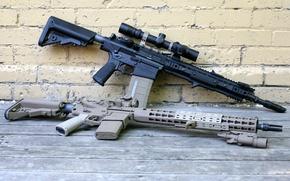 Картинка оружие, оптика, винтовки, штурмовые