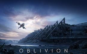 Картинка Корабль, Фильм, Oblivion, Фантастика, 2013, Movie