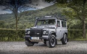 Картинка Land Rover, ленд ровер, дефендер, Defender 90