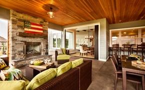 Картинка дизайн, стиль, интерьер, помещение, жилое пространство