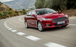 Картинка Ford, форд, 2014, мондео, Mondeo
