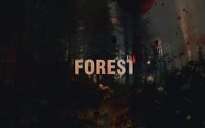 Картинка игра, зомби, выживание, the game, 2014, survival, The Forest, крафт