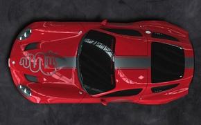 Картинка Верх, 2010, TZ3, Alfa, Corsa, Romeo