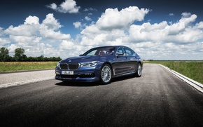 Картинка бмв, BMW, седан, 7-Series, Alpina, G12