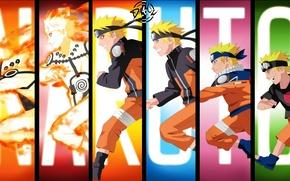 Обои Anime, naruto, uzumaki naruto