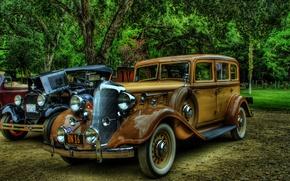 Обои vintage, Rolls-Royce, background, old, classic cars model, retro, cars