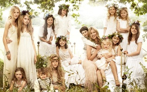 Картинка природа, девушки, женщина, девочки, Кейт Мосс