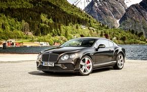 Картинка Bentley, Continental, Speed, бентли, 2015