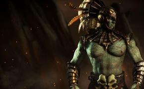 Картинка Mortal Kombat X, Kotal Kahn, Смертельная Битва 10, Коталь Кан