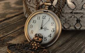 Картинка цифры, украшение, часы, сова, цепочка, кулон