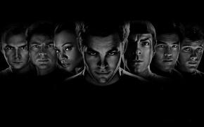 Обои характер, герои, Star Trek