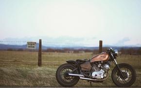 Картинка дизайн, мотоцикл, байк, Bobber, XV 750