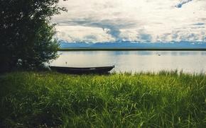 Картинка лето, природа, байкал