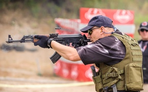 Картинка practice, target shooting, Ak-47, Special Forces training