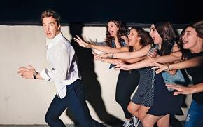 Картинка фотосессия, New York, Benedict Cumberbatch