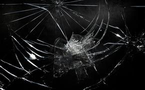 Картинка стекло, трещины, сколы