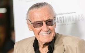 Картинка old man, genius, Stan Lee