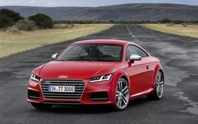 Картинка Audi, Coupe, 2015, TTS