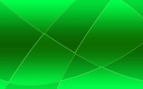 Обои линии, цвет, объем, сектор
