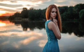 Картинка девушки, милая, красивая