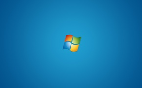 Обои windows, краски, бренд, brand, 1920x1080, colors, лого, logo