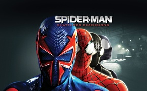 Картинка Spider-Man, Activision, Beenox, Griptonite Games, Spider-Man: Shattered Dimensions