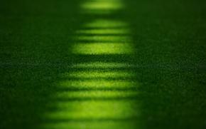 Картинка поле, трава, макро, газон, стадион, Emirates, Stadium, Эмирейтс