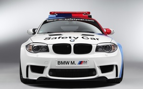 Картинка BMW, MotoGP, 2011, Safety Car, 1-Series, M-Coupe