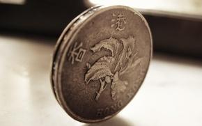 Картинка metal, money, currency
