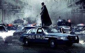 Картинка The Dark Knight Rises, Batman, Бэтмен