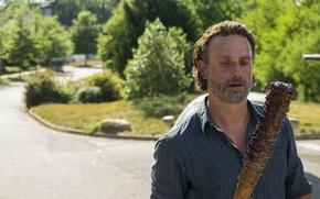 Картинка The Walking Dead, Rick Grimes, Andrew Lincoln, Season 7