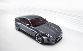 Картинка машина, Jaguar, concept, концепт, спорткар, автомобиль, C-X16