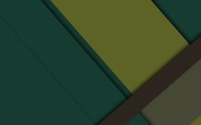 Картинка линии, желтый, зеленый, геометрия, коричневый, design, color, material, flat