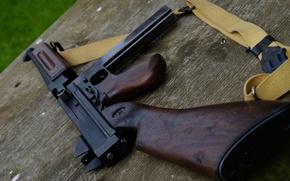 Обои ремень, Пистолет-пулемёт, Томпсона, оружие