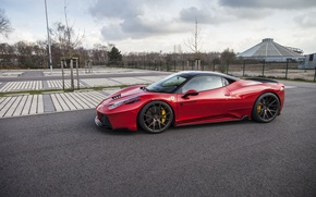 Обои феррари, Prior-Design, Italia, Ferrari, 458, PD458