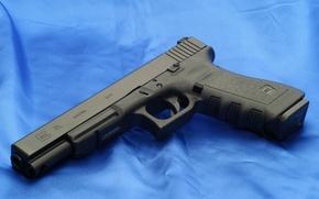 Картинка Пистолет, Обои, Оружие, Глок, Glock, Wallpapers, Weapons, 17L, 17Л