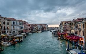 Картинка Italy, Venice, Veneto, San Polo