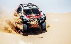 Картинка 2008, Пежо, Peugeot, Dakar, DKR, Baggy