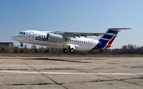 Картинка Самолеты, Авиация, АН-158