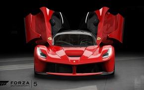 Картинка Ferrari, 2013, LaFerrari, Forza Motorsport 5, Xbox One