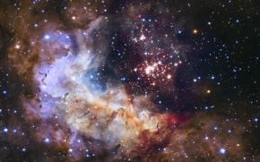 Картинка космос, звезды, NASA, ESA, the Hubble Heritage Team