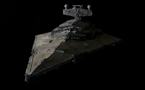 Картинка Star Wars, design, battlecruiser