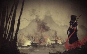 Картинка Китай, Кредо убийцы, Ubisoft Entertainment, Shao Jun, Китайский Орден, Шао Юн, Assassin's Creed Chronicles: China