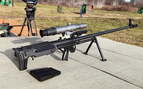 Картинка свет, оружие, скорость, тень, ствол, патрон, пули, прицел, винтовка, полигон, магазин, стрельбище, снайперская, sniper, затвор, …