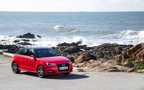 Обои TFSI, Sportback, 2014, ауди, Audi, S line