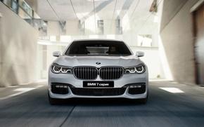 Обои бмв, BMW, седан, 7-Series, G12