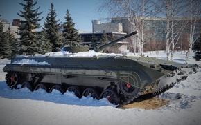 Картинка Боевая, Mашина, Пехоты-1, Бмп-1