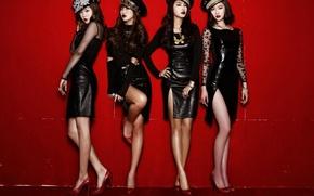 Обои kpop, Bora, Hyolyn, sistar, Dasom, Soyou